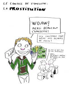 blog bd Humour noir comment se faire de l'argent a 14 ans