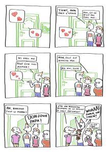 blog bd humour noir pas la peine d'incester #1