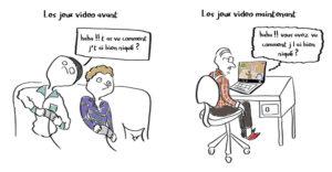 bd humour noir jeux videos
