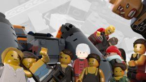 lego stop motion animation films et jeux video