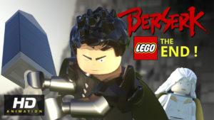berserk la fin en lego !